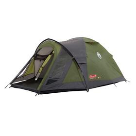 Coleman Darwin 3 Plus - Tente - gris/vert